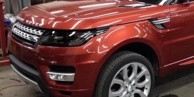 Range Rover Sport photos