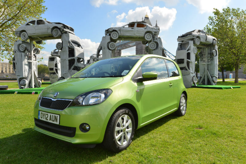 Skoda Launches Citigo Sport In The UK