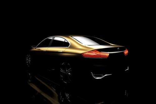 Suzuki Authentics concept Back View