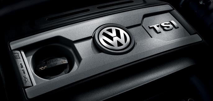 TSI Engine from Volkswagen