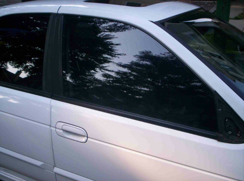 Tinted Films for Glass