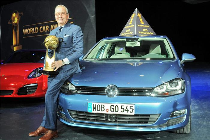Volkswagen Golf 2013 World Car of the Year
