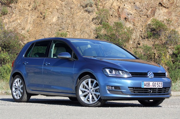 Volkswagen Golf voted 2013 European Car of the Year