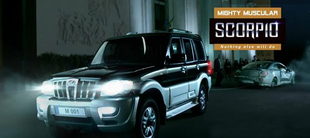 Watch Mahindra Scorpio's new TVC