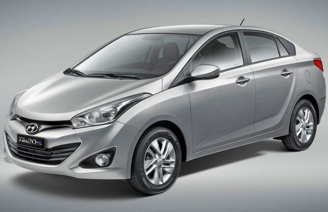 2013 Hyundai HB20S