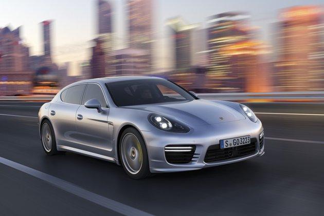 2014 Porsche Panamera Facelift