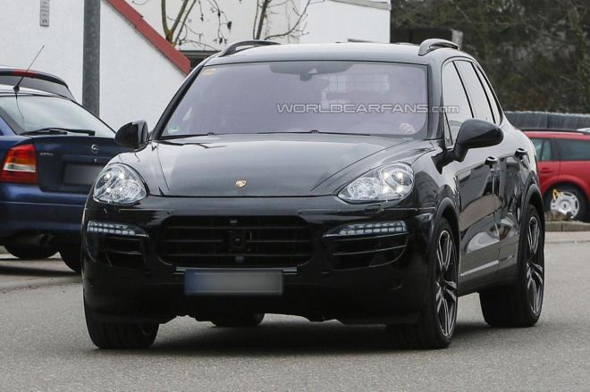2015 Porsche Cayenne spotted