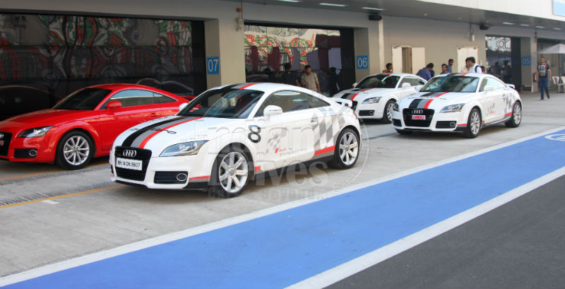 Audi sportscar