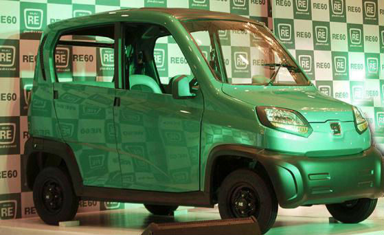 Bajaj Targets 5000 Units of RE60 Every Month