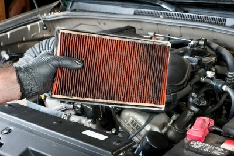 Check Air Filter Instantly
