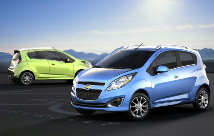 Chevrolet Beat Facelift