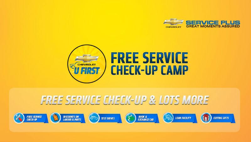 Chevrolet Organizes 'U First Camp' in India
