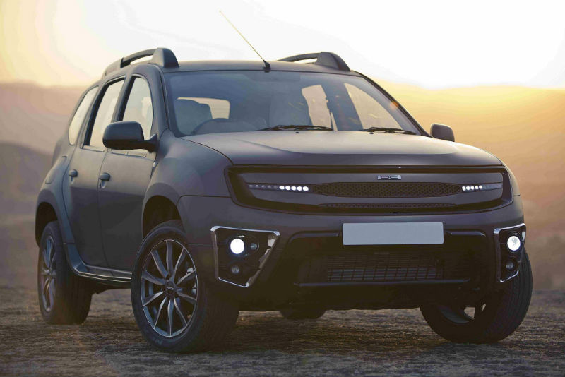 DC Design Modifies The Renault Duster
