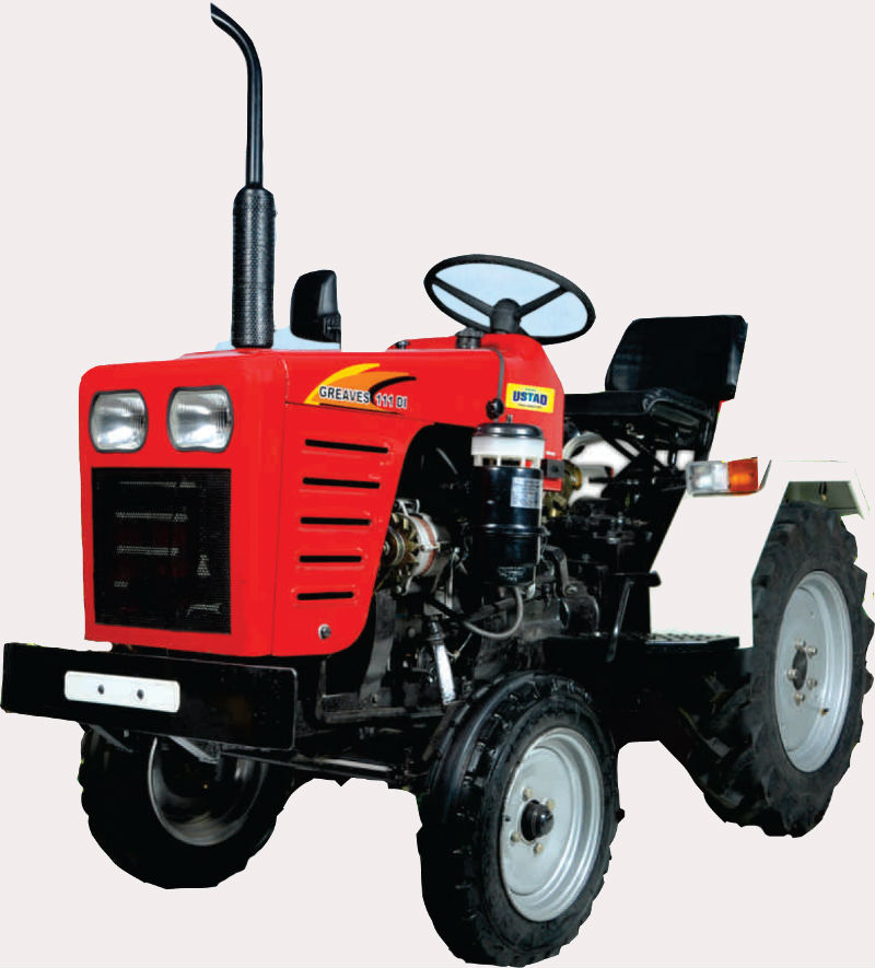 Greaves Cotton launches Mini Tractor