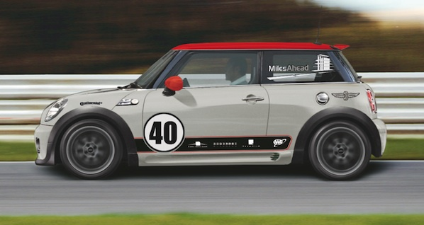 MINI Performance Motoring School