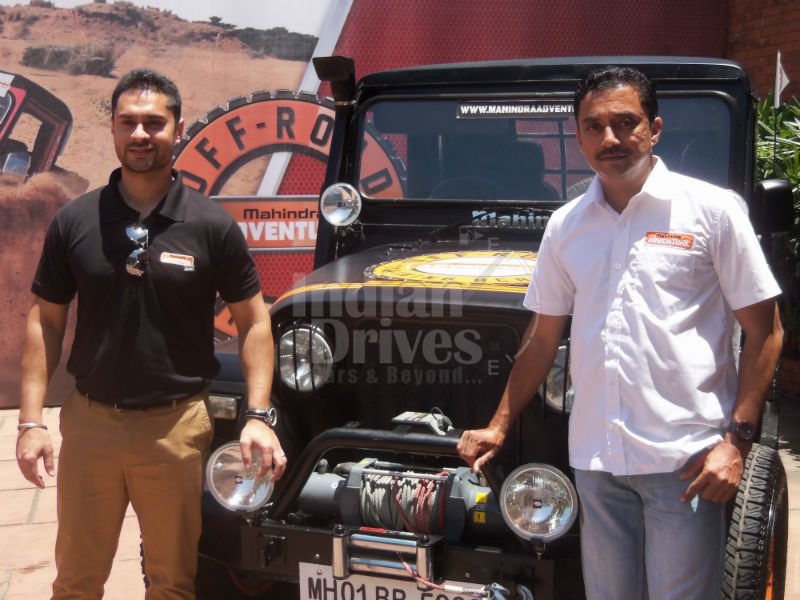 Mahindra Adventure Launches Off-Road Training Academy in India