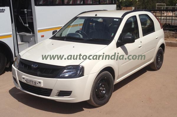 Mahindra Verito Vibe is a hatchback
