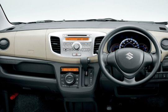 Maruti WagonR Stingray Interior
