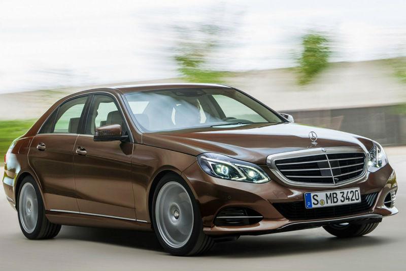 Mercedes Benz E Class Facelift