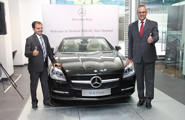 Mercedes-Benz India inaugurates