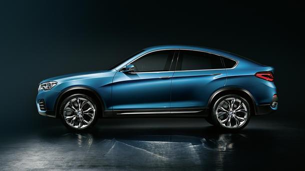 New BMW X4 Concept