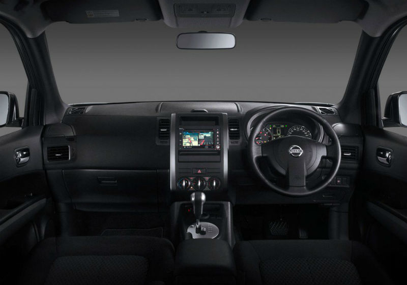 Nissan X-Trail facelift Interior