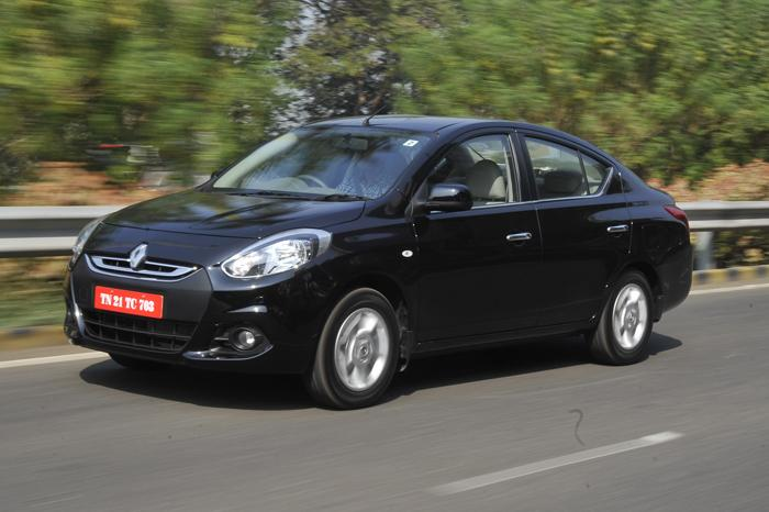 Renault Scala CVT