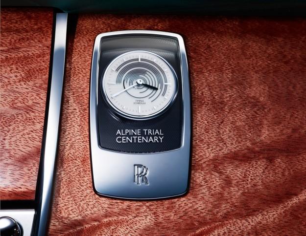 2013 Rolls-Royce Ghost Alpine Trial