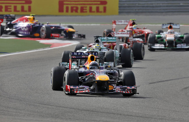 Sebestian Vettel Records