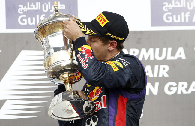 Sebestian Vettel Registers Season's Second Successive