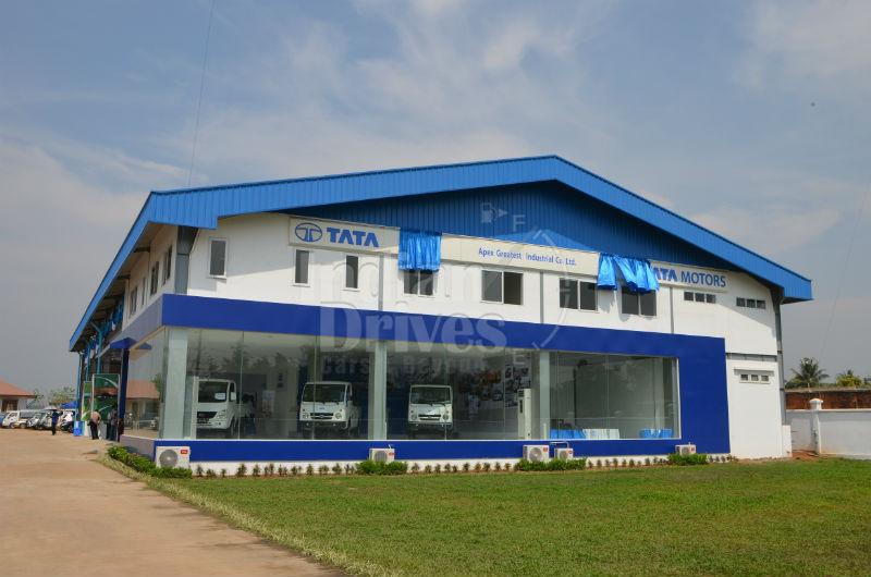 Tata Motors Establishes 3-S Commercial Vehicle Dealership in Myanmar