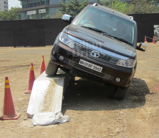Tata Motors Xtreme Drive in Mumbai