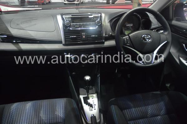 Toyota New Vios inte