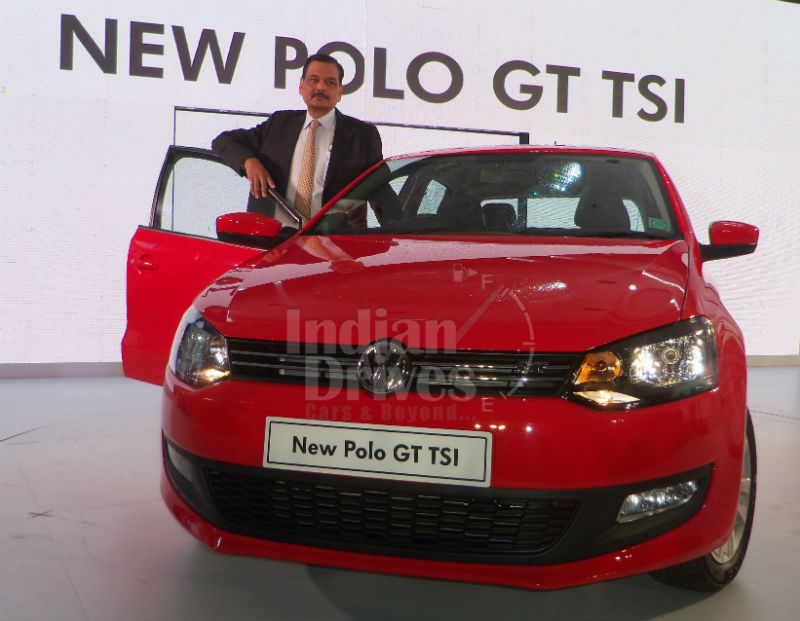 Volkswagen Launches 1.2L New Polo GT TSI in India