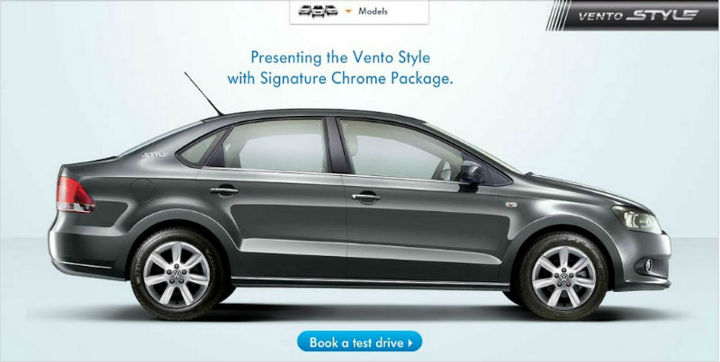 Volkswagen Launches Vento
