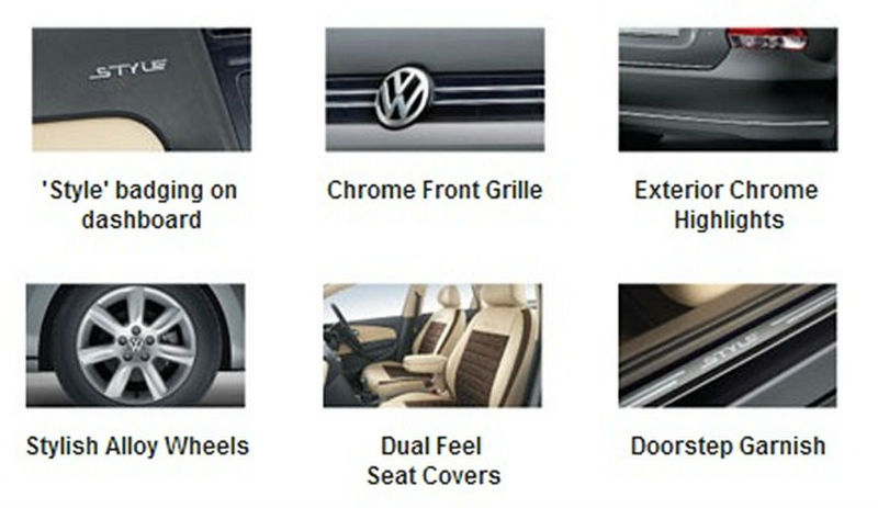 Volkswagen Vento Style launch