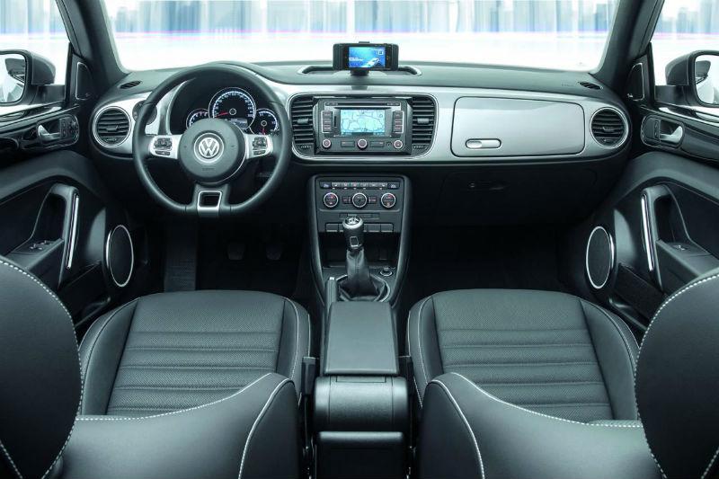 Volkswagen iBeetle Interior