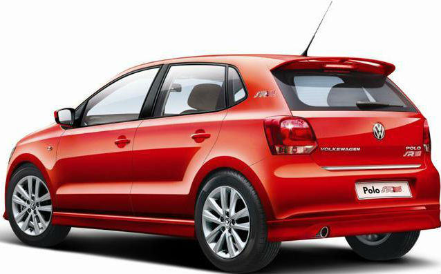 Volkswagen to launch Polo GT Back View