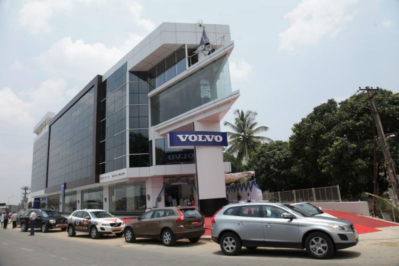 Volvo Car Dealers In Bangalore