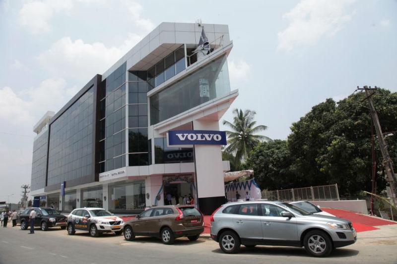 Volvo Car Dealers In Bangalore