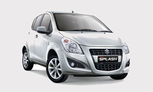 2013 Suzuki Splash Ritz