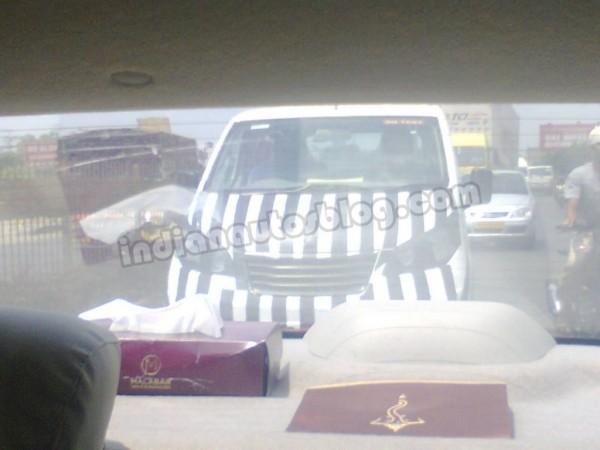 Ashok Leyland Stile Caught Testing