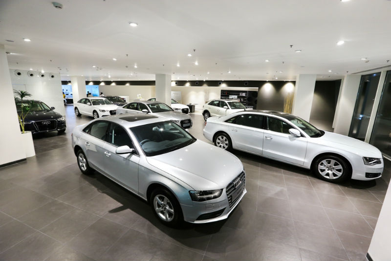 Audi Opens Its First Showroom In Orissa