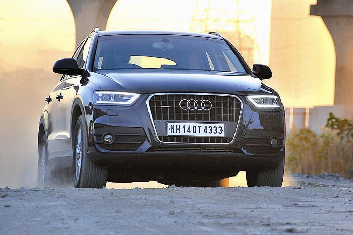 Audi Q3 2.0 TFSI petrol