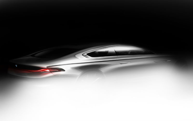 BMW Pininfarina reveals Gran Lusso Coupe Concept