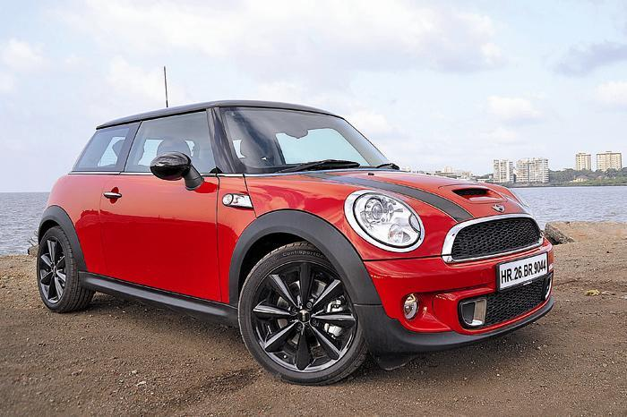 BMW to build Mini models in China