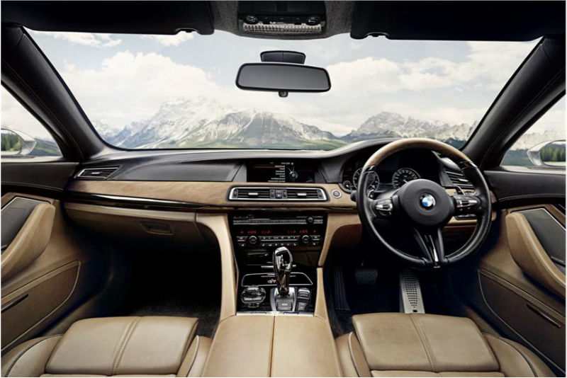 BMW unveil Gran Lusso coupe concept intores