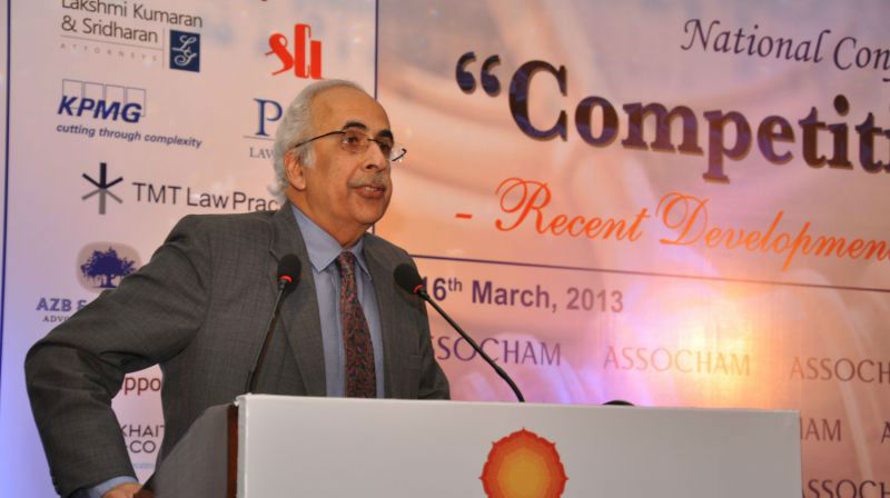 Ashok Chawla to head Competition Commission of India