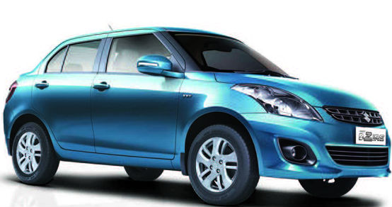 Demand for DZire surpasses Swift