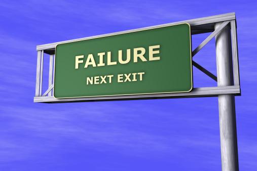 Failure is a Fact